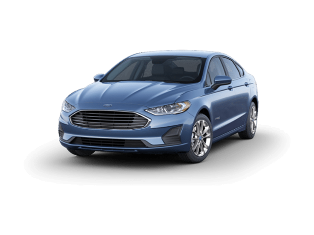 New 2019 Ford Fusion Hybrid SE Sedan in Troy MI